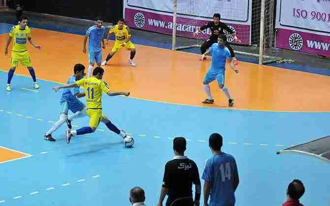 نتایج هفته سوم لیگ/ پیروزی گیتی پسند،شهرداری ساوه و هلال احمر