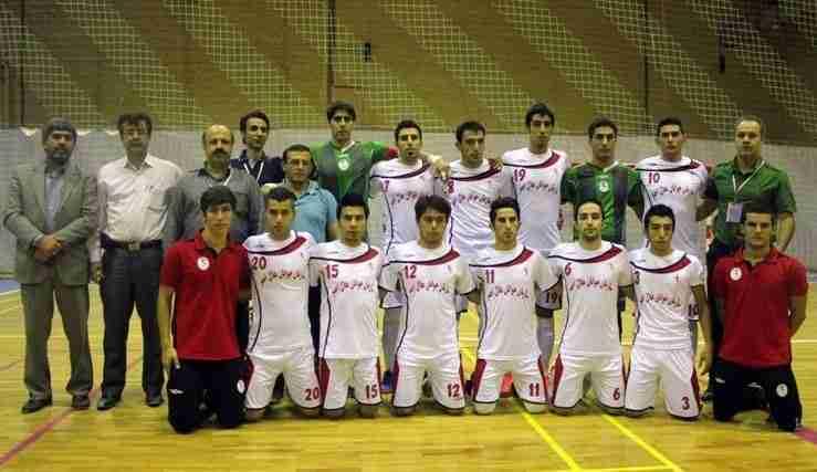 هلال احمرتبریز،نماینده ایران در مسابقات دانشجویان جهان