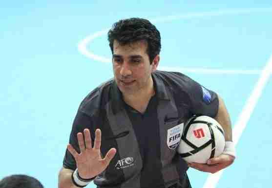 سهرابی فینال جام حذفی را سوت می زند/ موسوی ناظر دیدار