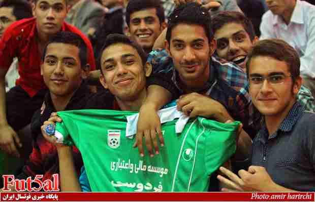 گزارش تصویری/ دیدار تیم های فردوسی و پنت هاوس مشهد