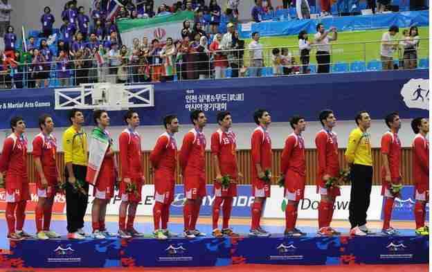 ایران همچنان تیم هفتم دنیا/ گرند پریکس پله صعود تیم ملی می شود؟