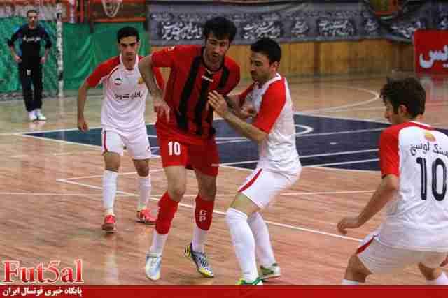 شکست خانگی گیتی پسند،ماهان تندیس و شهرداری تبریز