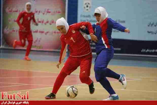 پیروزی پرگل سپیدرود تهران و دختران کویرمس