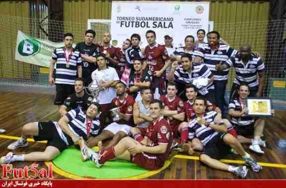 یاران فالکائو بدون برگزاری فینال، قهرمان باشگاه های آمریکای جنوبی شدند+عکس