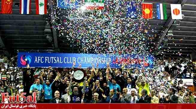 نحوه قرعه کشی فوتسال جام باشگاه های آسیا اعلام شد