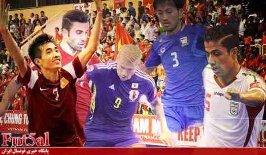 تغییر زمان جام ملت های آسیا
