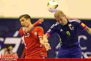 غلبه بر ژاپن با ائتلاف ایرانی های AFC!