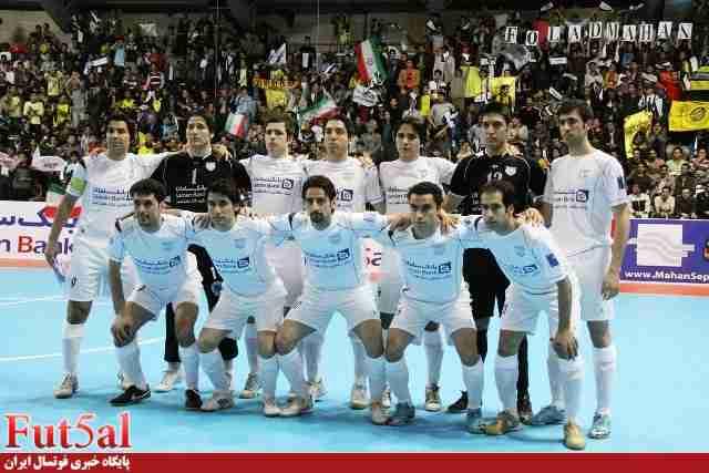 اولین تیم ایرانی در جام باشگاههای فوتسال آسیا