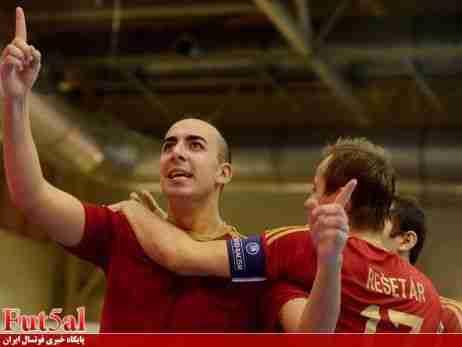 اسپانیا شش تایی کرد و قهرمان شد!