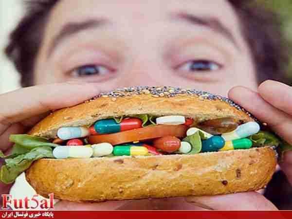 تاثیر ویتامین ها بر خستگی در ورزشکاران