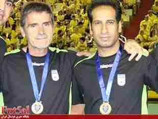 هاشم زاده:از طریق پیامک و تلفن ، خسوس را در جریان لیگ قرار می دادم!/تاسیسات با بازیهای قابلتحسین و قدرتمندانه جام را در ایران نگه داشت