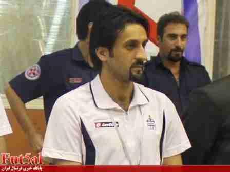 سفال منش:منصوری از تیم های ریشه دار فوتسال ایران است/ملی پوشان فقط یک جلسه با تیم تمرین کردند