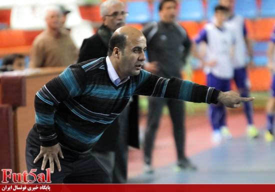 جدایی سنگ سفیدی قطعی است/ تقی پور: بازیکنانم به دلیل حضور در اردوی تیم ملی خسته بودند