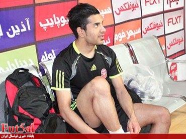 کاظمی:امیدوارم بتوانم از شماره شمسایی مراقبت کنم/اغراق است که می گویند بهترین تیم تاریخ هستیم