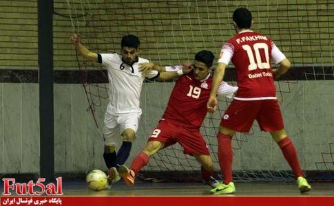 گزارش تصویری/بازی تیم های دبیری تبریز با مقاومت البرز