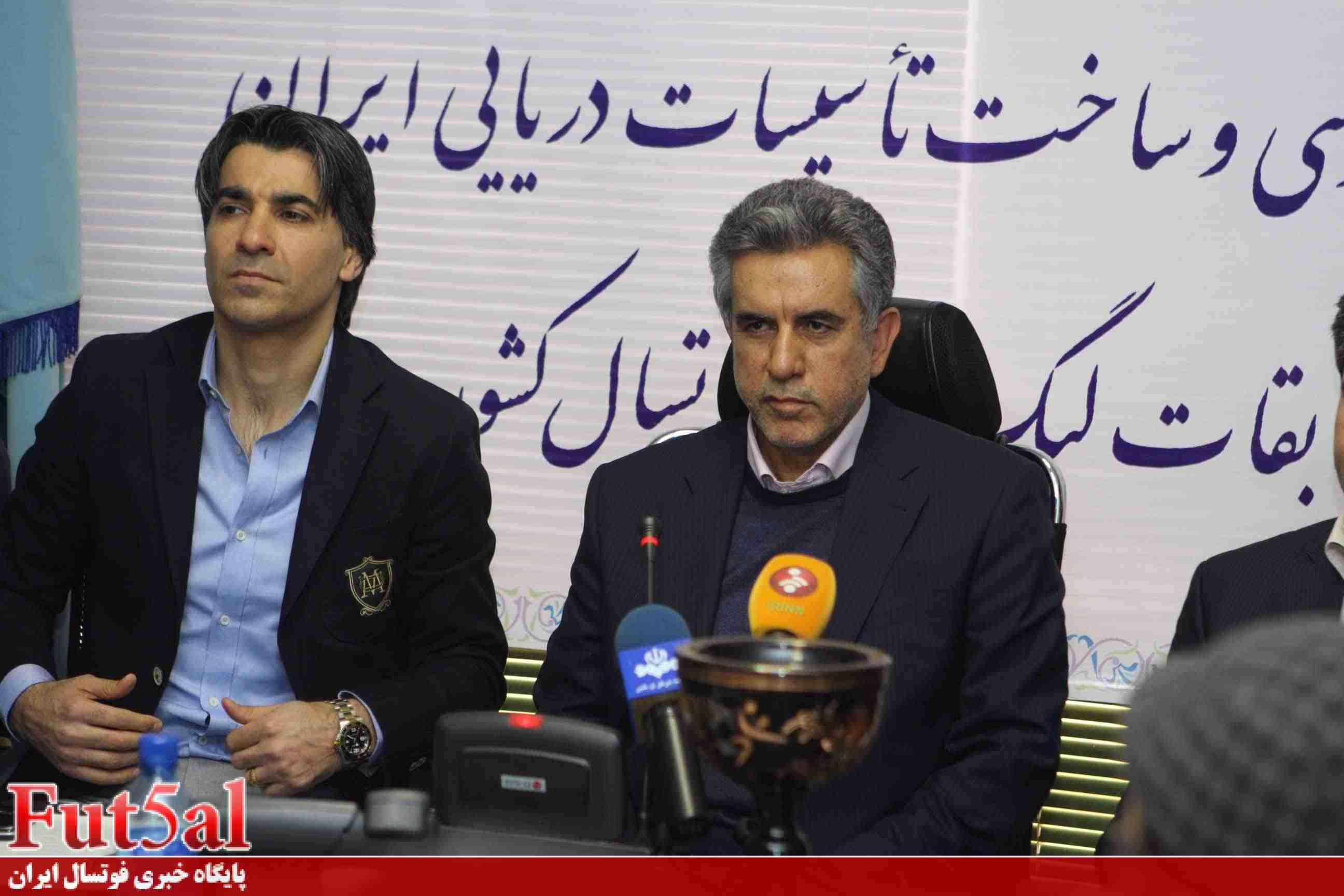 منوچهری:به هیچ عنوان موافق جدایی شمسایی نیستیم/ طرح حضور او در تیم ملی و تاسیسات را بررسی میکنیم