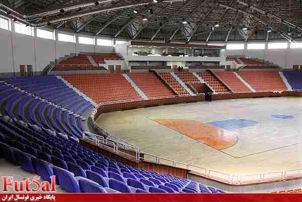 افتتاح سالن جام باشگاه های آسیا توسط گیتی پسند با حضور نمایندگان AFC