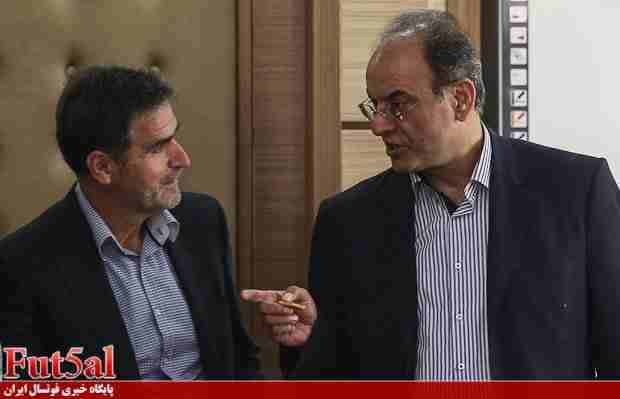 ترابیان:خسوس به دعوت رئیس فوتسال به اینجا آمده است/ کمیته فنی در مورد او تصمیم می گیرد