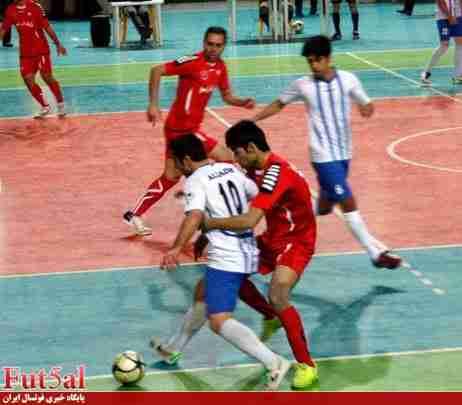 اولین پیروزی شمس با دانشگاه آزاد+ حواشی بازی