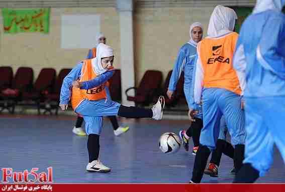 آغاز لیگ برتر فوتسال بانوان از ۱۷ مهر