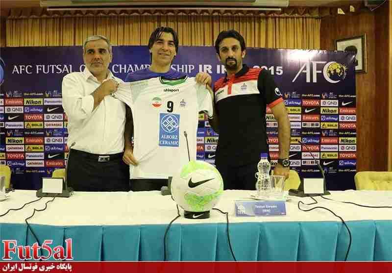 گزارش تصویری نشست خبری مربیان ۱۲ تیم جام باشگاه های آسیا