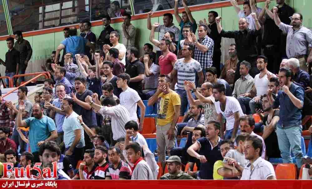 هواداران سپاهان تماشاگر بازی فینال/ ترافیک مهمانان در VIP ورزشگاه