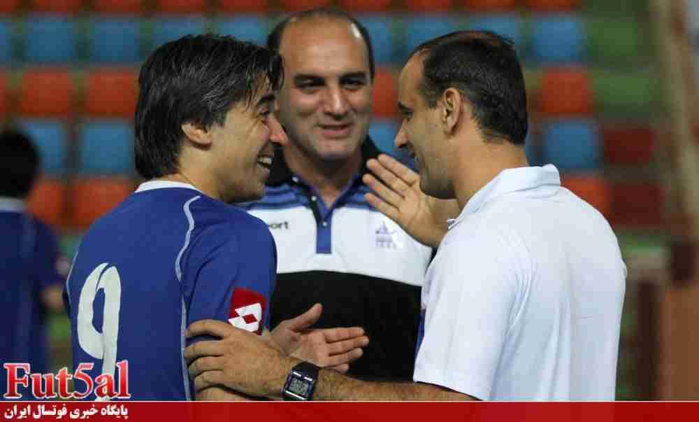 جدال ۳ مربی رکورددار فوتسال برای کسب چهارمین قهرمانی
