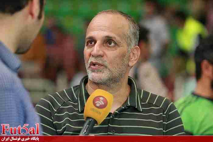 ابطحی:تیم ملی شانس بالایی برای پیروزی در دیدار رده بندی دارد