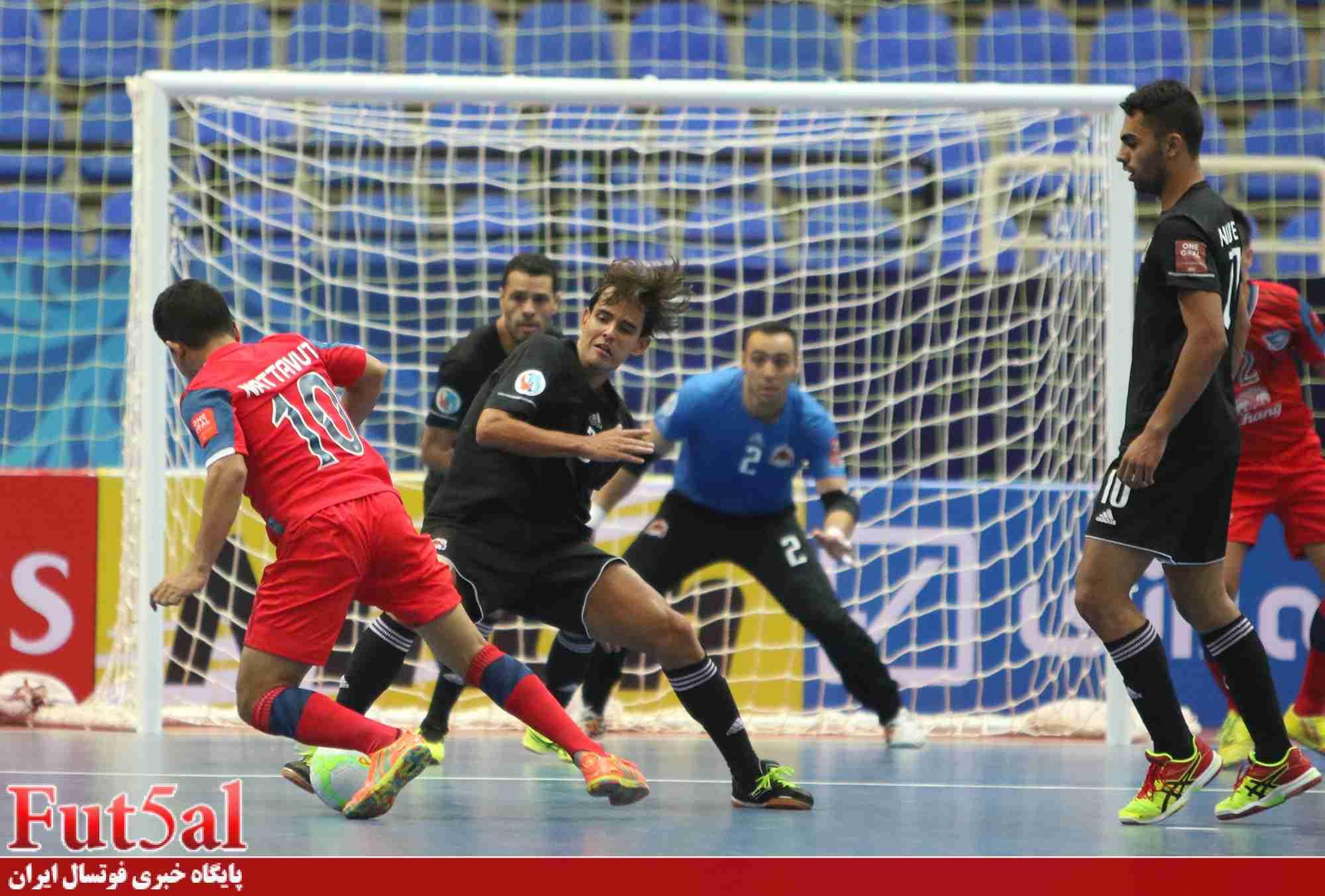 کنار رفتن سومین ایرانی از جام/کامپانا بهترین بازیکن جدال تای سون نام با الریان