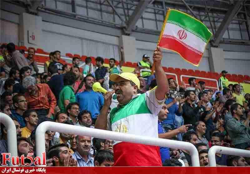 شادی و پایکوبی اهوازیها در اصفهان!