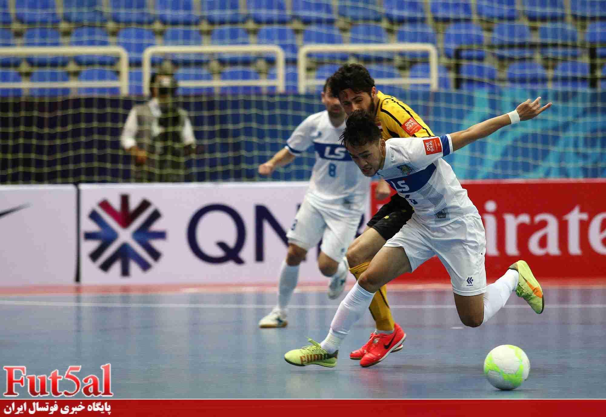 پیروزی تای سون نام ویتنام مقابل نفت الوسط عراق در دیدار رده بندی/نماینده ویتنام سوم شد