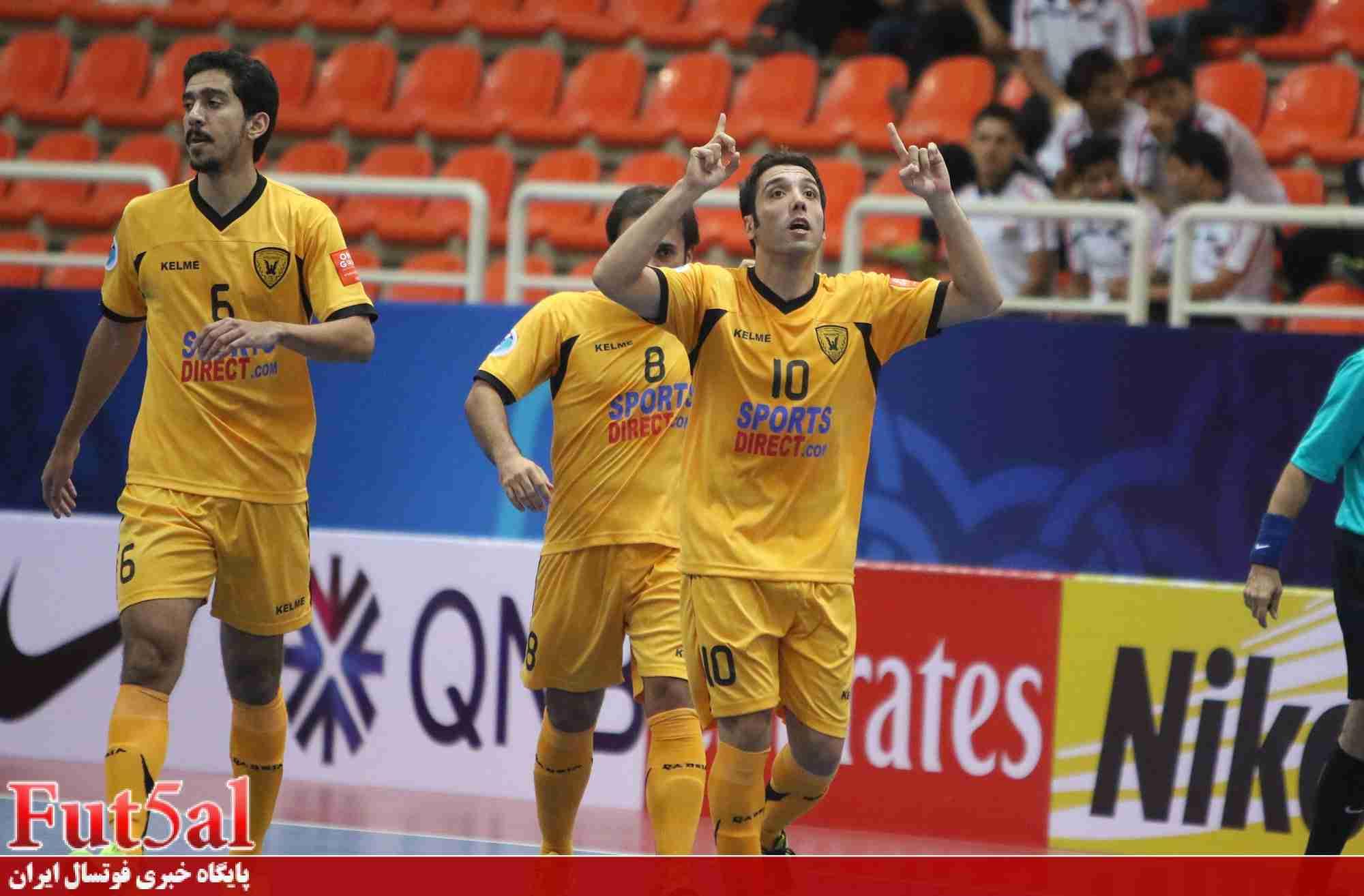 گزارش تصویری اختصاصی/بازی تیم های القادسیه کویت با امجک قرقیزستان