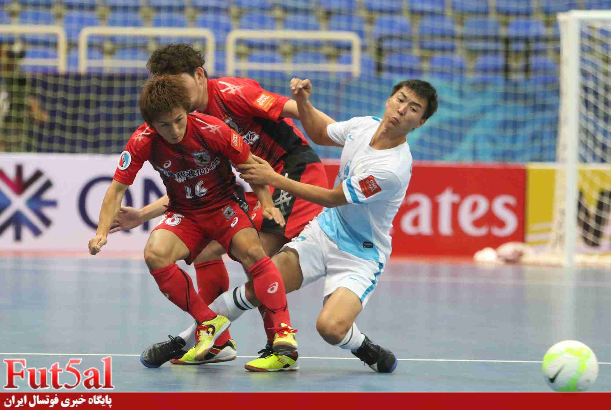 امجک قرقیزستان شگفتی دوم را رقم زد/ناگویا متوقف شد!