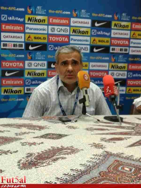 شمسایی: امیدواریم در فینال پیروز شویم و جام در ایران بماند/ همه بازیکنان ما دروازهبان هستند