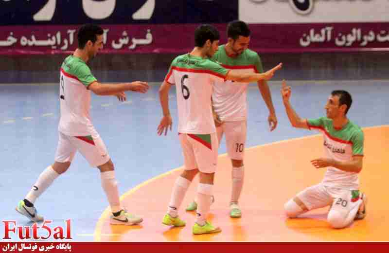 گزارش تصویری/ دیدار تیم های فرش آرای مشهد و یاسین پیشرو قم