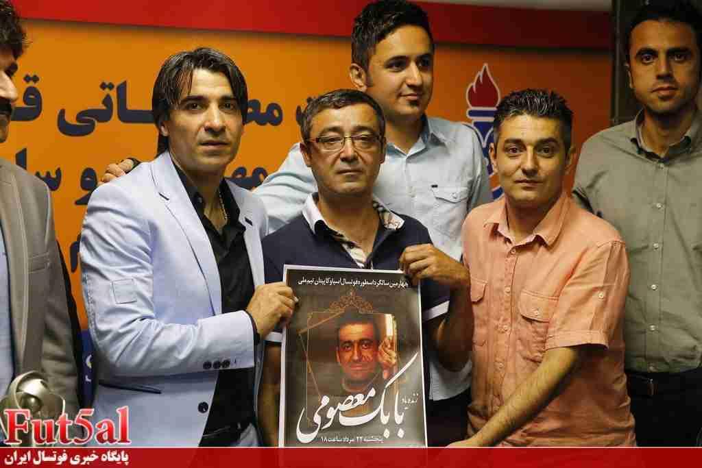 گزارش تصویری/نشست خبری باشگاه تاسیسات دریایی تهران