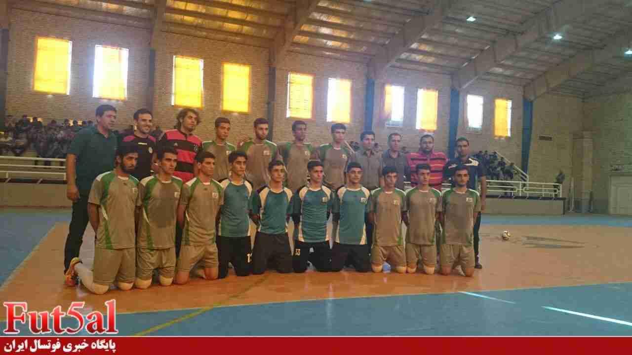 تساوی تیم ملی عراق و آینده گستر اصفهان