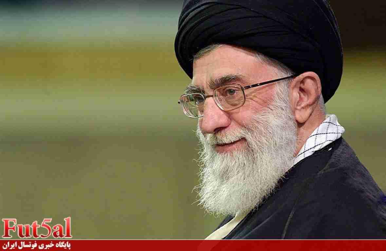 ابلاغ پیام تبریک مقام معظم رهبری به بانوان ملیپوش فوتسال