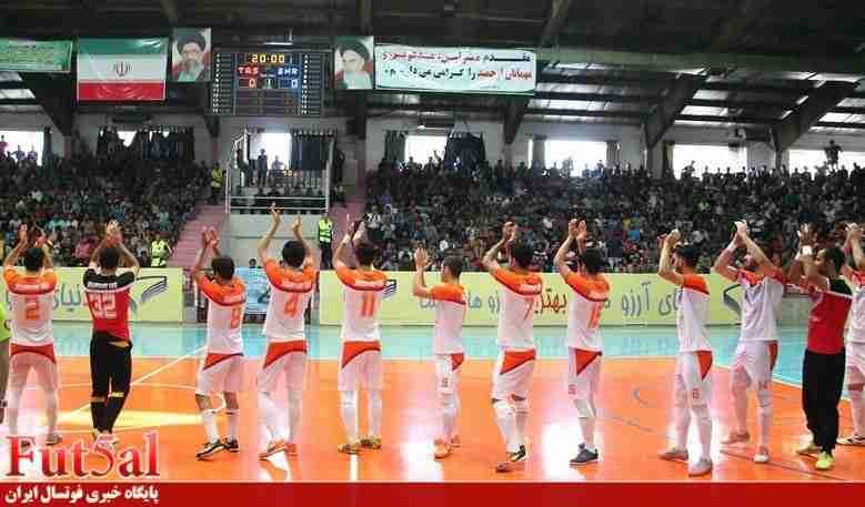 تغییر ساعت بازی شهروند ساری با شهرداری ساوه