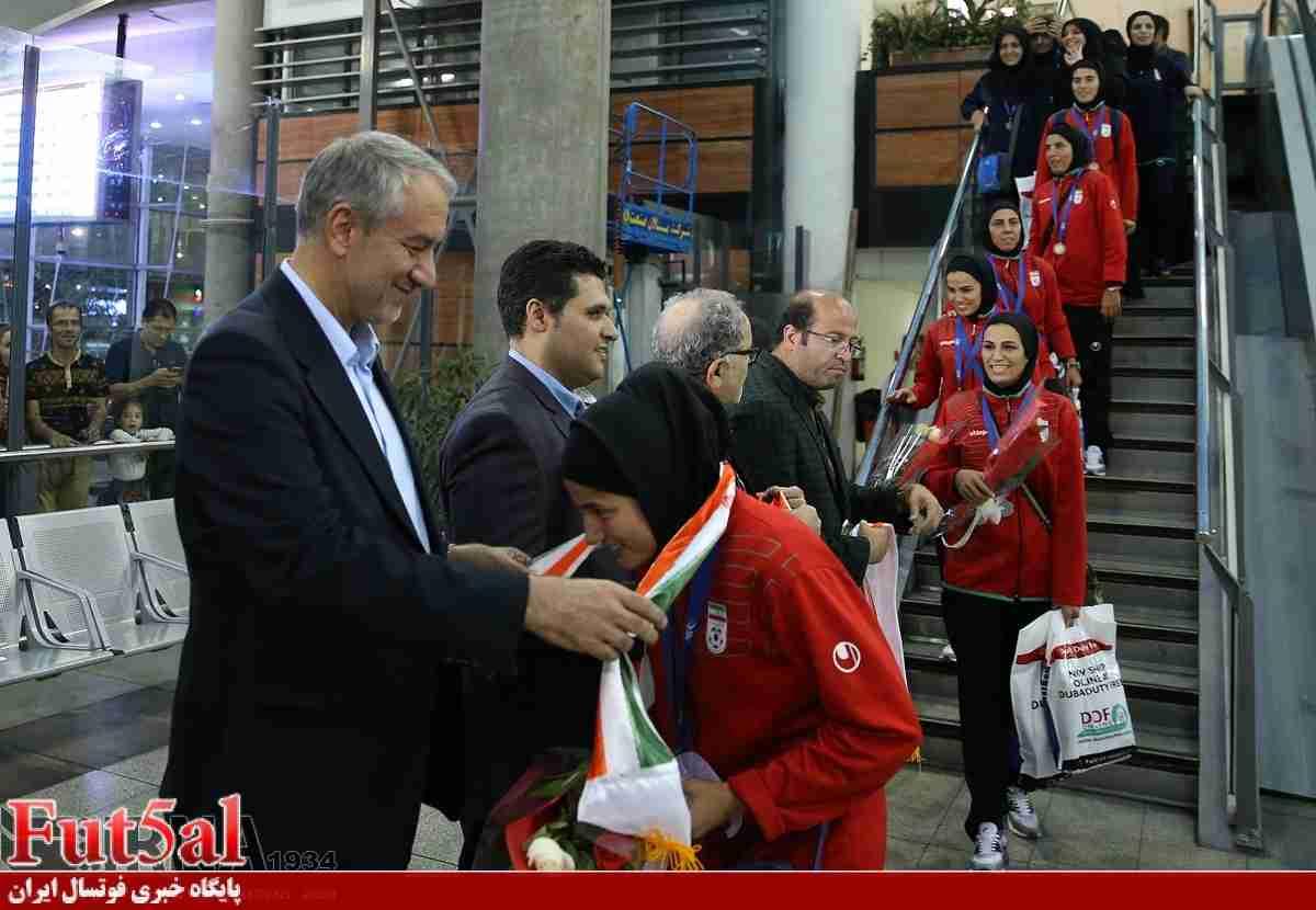 کفاشیان: بهتر بود اردلان در ایران بماند!/برای توسعه فوتسال بانوان به فیفا پیشنهاد دادیم