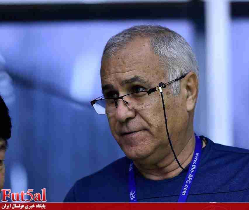 صالح:نیمکت تیمهای بزرگ، متشنج است/کمیته فنی تنها شنونده است/ناظمالشریعه تعامل بهتری داشته باشد