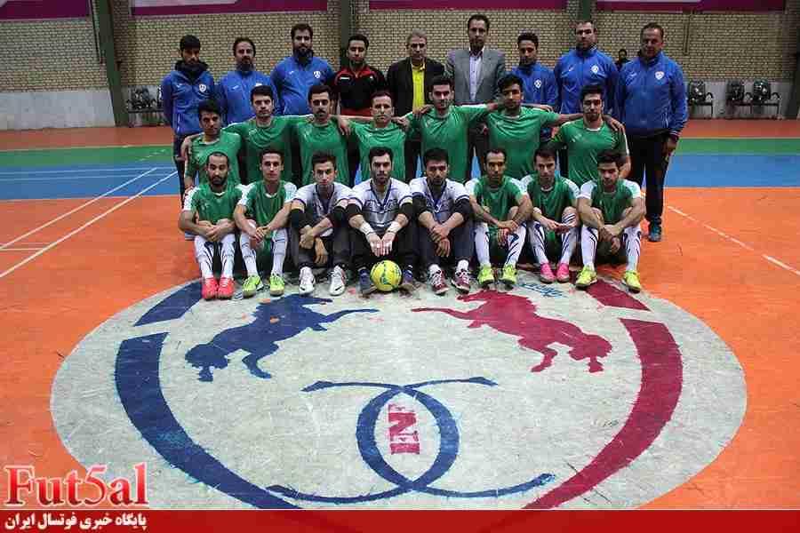 مدیر تیم فوتسال فردوسی مشهد منصوب شد