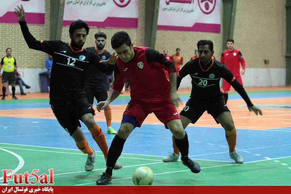 رونمایی از فردوسی مشهد در گروه اول/ نبرد تیمهای صدرنشین و بدون امتیاز در گروه دوم