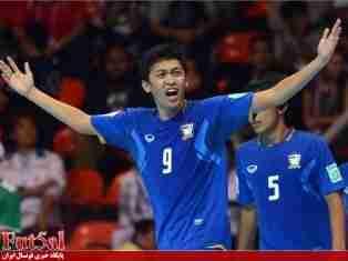 سوفاووت:دیدار ایران و تایلند بازی بزرگ فوتسال آسیا است