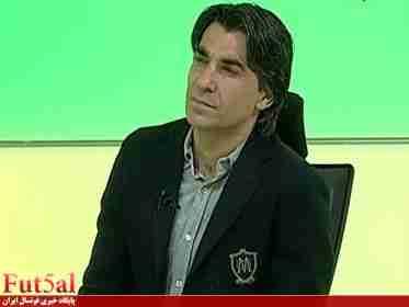 شمسایی:بازیکنان ایران از اسم برزیل نترسند، پیروزی دور از دسترس نیست/ به زمین مسابقه بروند و  بجنگند