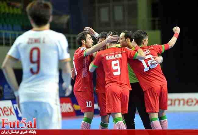 تیم ملی فوتسال به اسلوونی سفر میکند