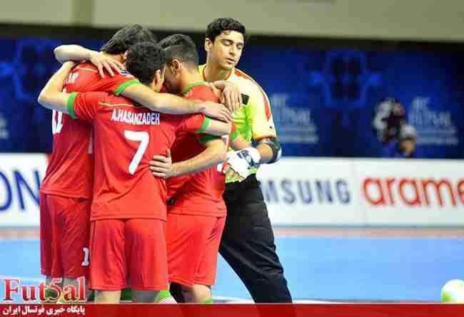 استراحت یک روزه ملیپوشان/ ایران با لباس قرمز مقابل ژاپن