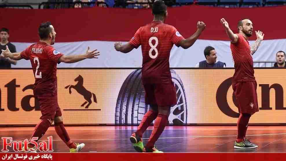 اسامی بازیکنان و برنامه دیدارهای تدارکاتی تیم ملی پرتغال برای جامجهانی اعلام شد