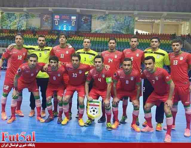 ۱۴ بازیکن نهایی تیم ملی برای جام جهانی ۲۰۱۶ مشخص شدند