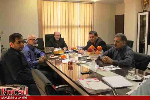 سازمان لیگ فوتسال ۴ نفره اداره میشود/علت استعفای جابری مشخص شد